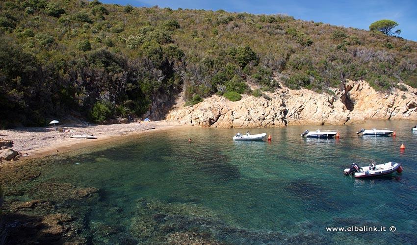 Spiaggia di Lamaia - Isola d'Elba