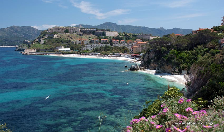 Spiiagia di Cala dei Frati - Isola d'Elba