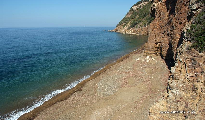 Spiaggia di Zupignano - Isola d'Elba