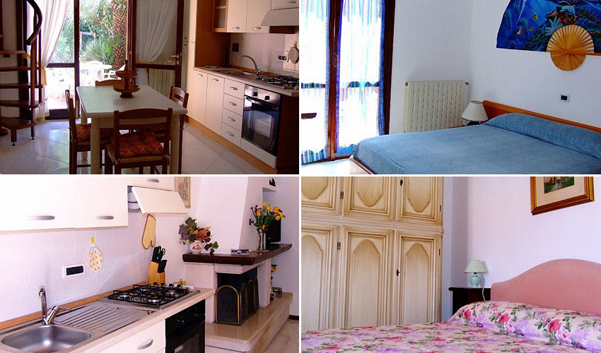 Appartamenti La Casina a Porto Azzurro