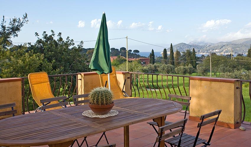 Appartamenri Schiopparello, Elba