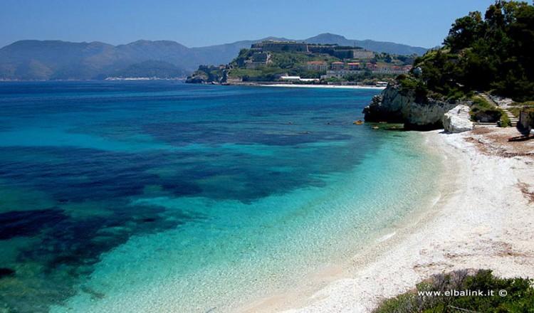 Spiaggia della Padulella - Isola d'Elba