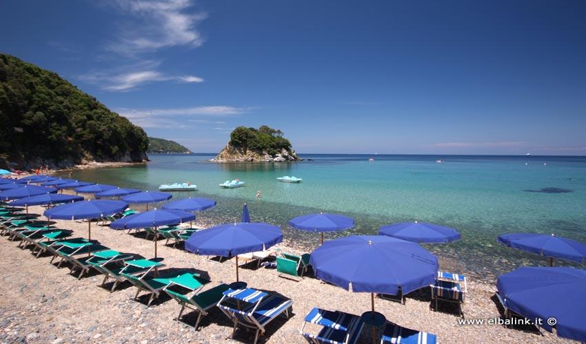 Spiaggia della Paolina - Isola d'Elba