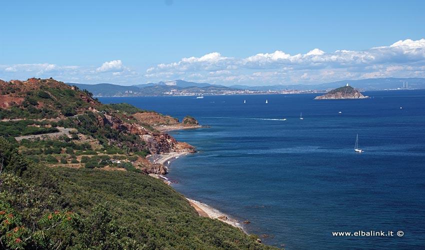 Spiaggia di Cala Seregola - Isola d'Elba