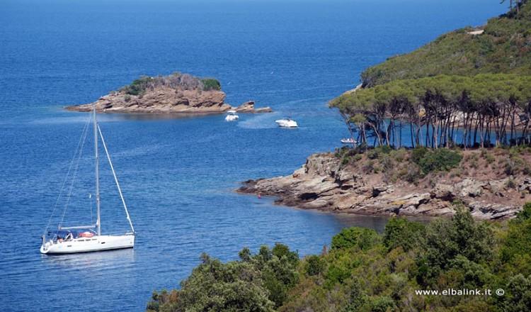 Spiaggia di Calanova - Isola d'Elba