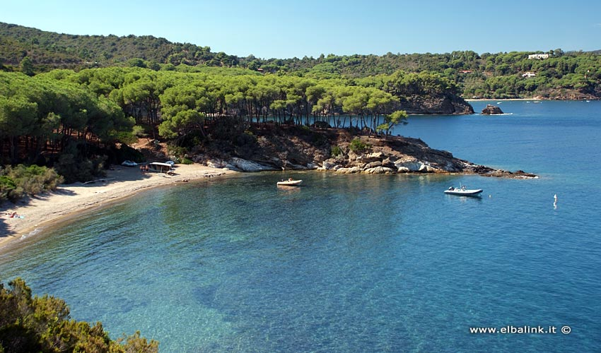 Spiaggia di Istia - Isola d'Elba