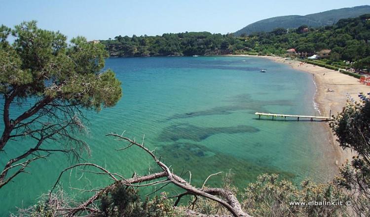 Spiaggia di Naregno - Isola d'Elba
