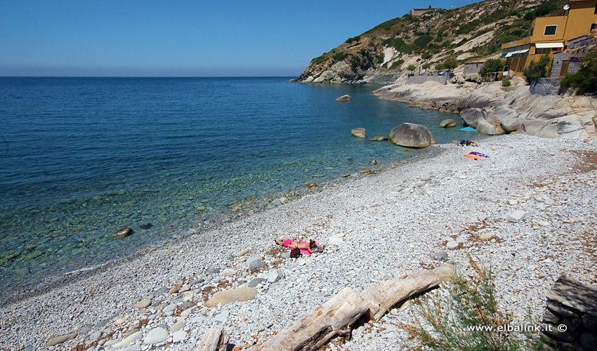 Spiaggia di Pomonte - Isola d'Elba
