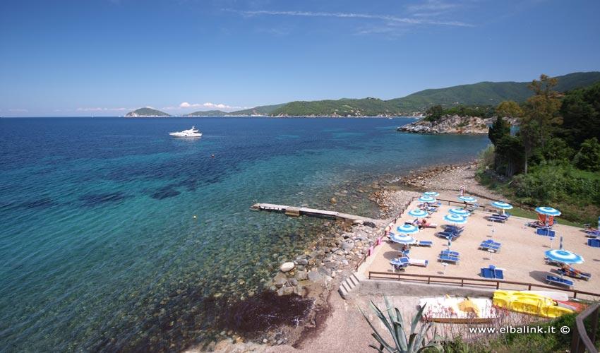Spiaggia di Redinoce - Isola d'Elba