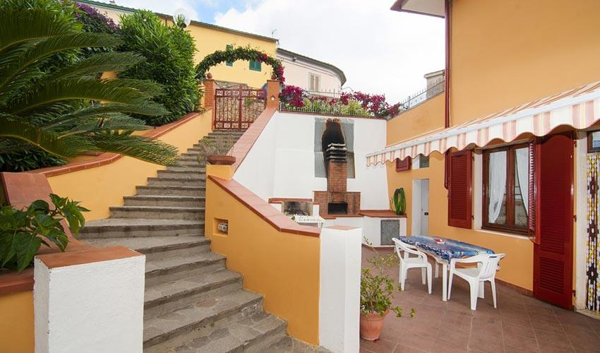 Appartamenti Ballerini, Elba