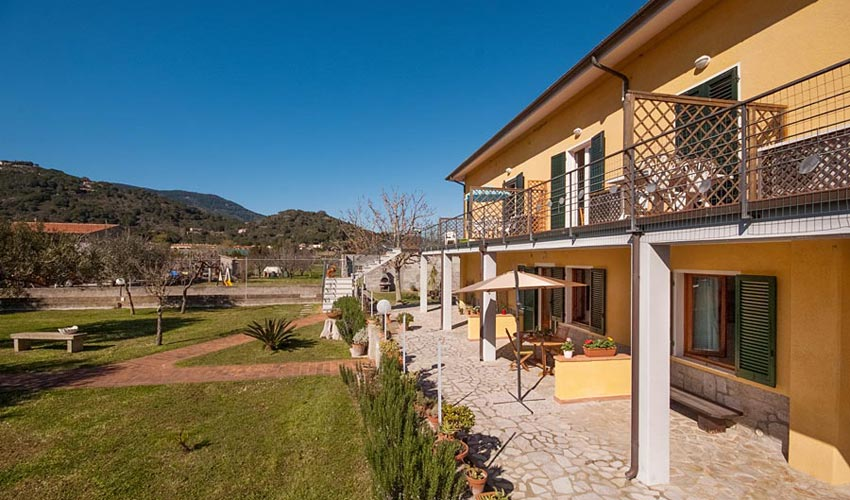 Appartamenti Gli Olmi, Elba