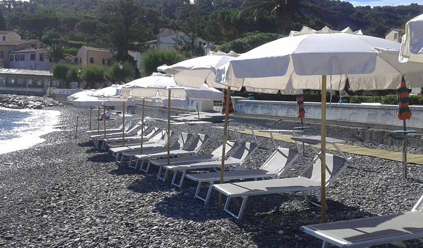 Bagni Il Moletto, Elba