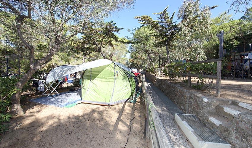 Camping La Foce, Elba