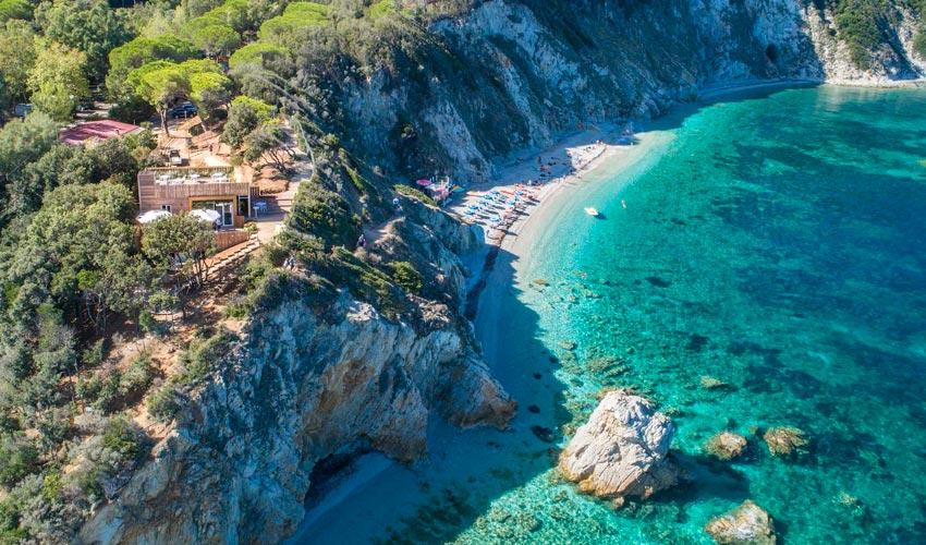 Camping La Sorgente, Elba
