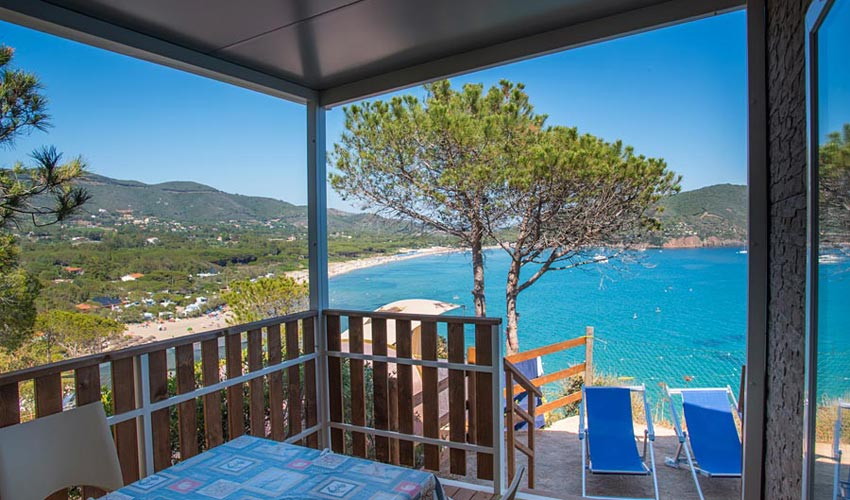 Camping Laconella, Elba