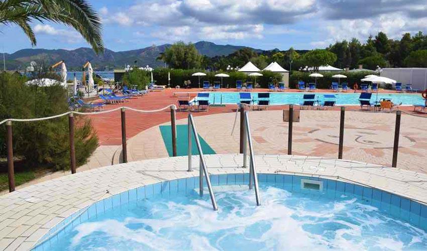 Hotel Airone, Elba