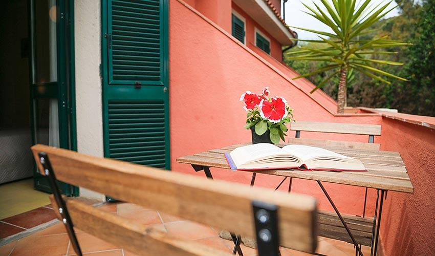Hotel Casanova, Elba