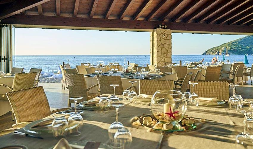 Hotel del Golfo, Elba
