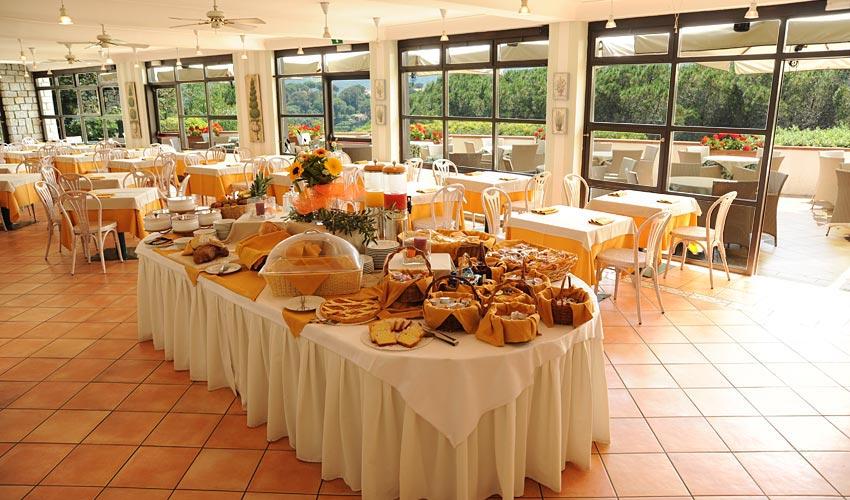 Hotel Valle Verde, Elba