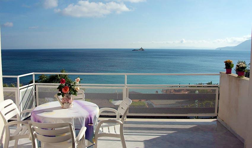 Hotel Villa Ombrosa, Elba