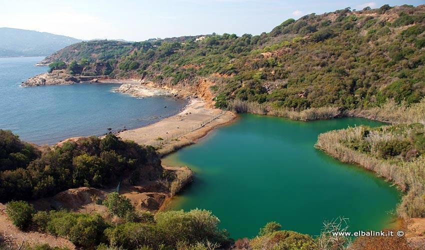 Laghetto di Terranera, Elba