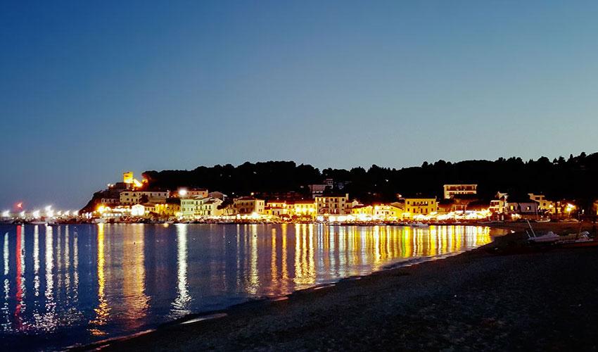Mansarda Montecristo, Elba