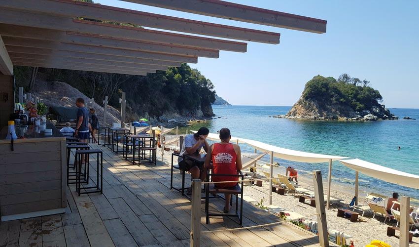 Paolina Beach, Elba