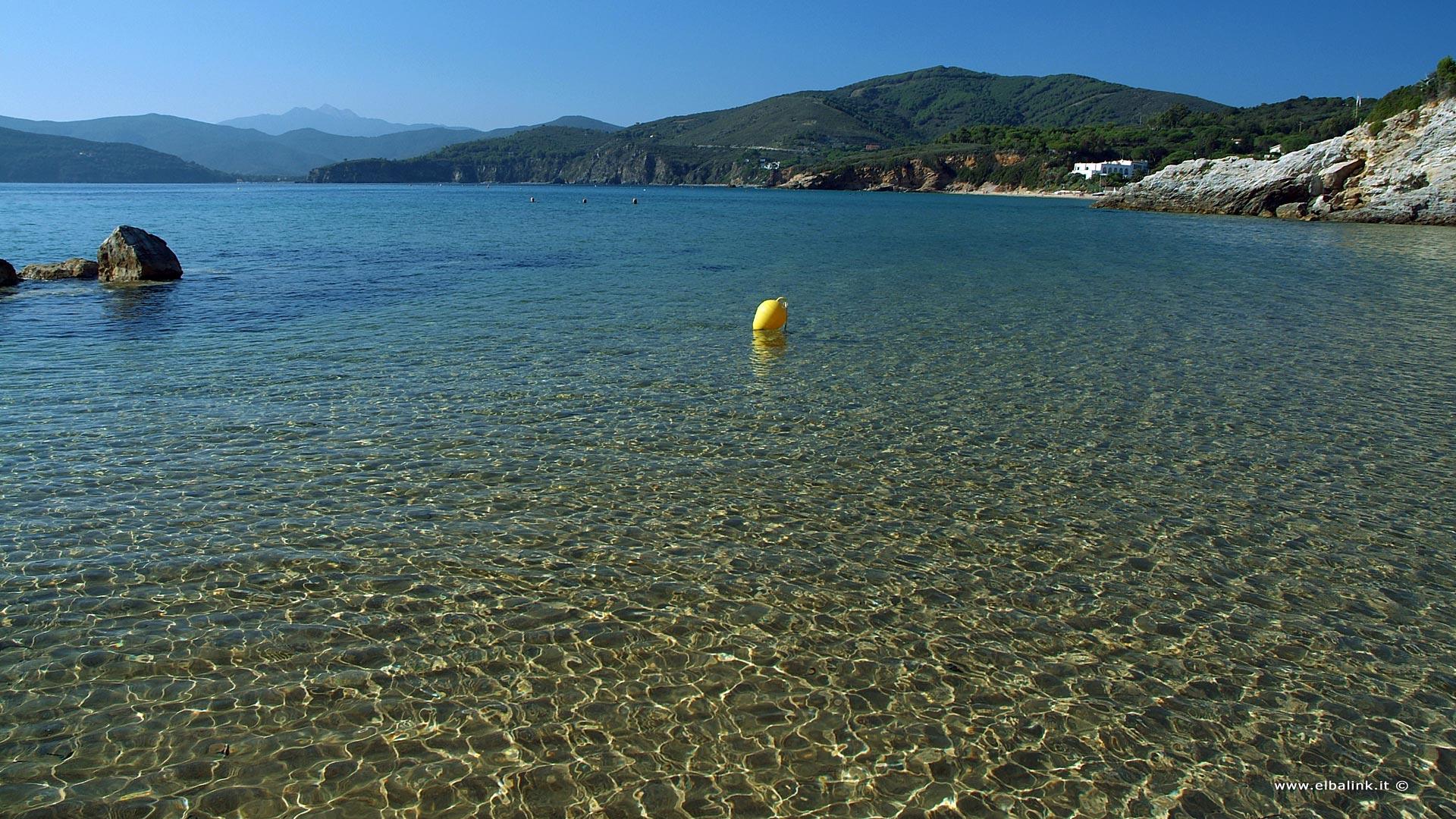Spiaggia delle Calanchiole, Elba