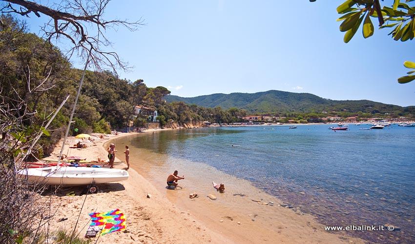 Spiaggia di Campo all'Aia, Elba
