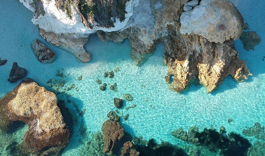 Spiaggia di Capo Bianco, Elba