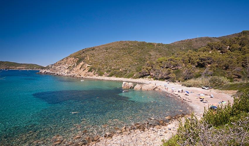 Spiaggia di Fonza, Elba