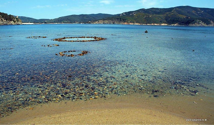 Spiaggia di Galenzana, Elba