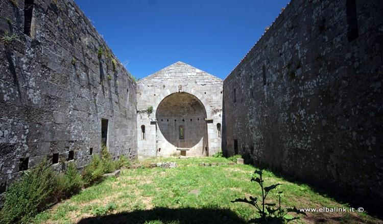 La chiesa di San Giovanni | Isola d'Elba